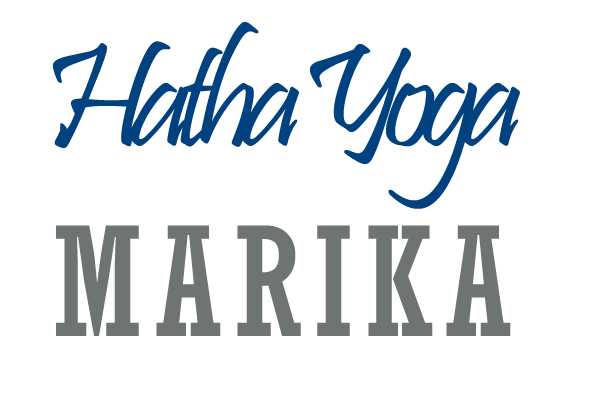Hatha Yoga Marika Logo